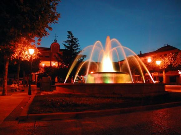 Plaza Mayor noche