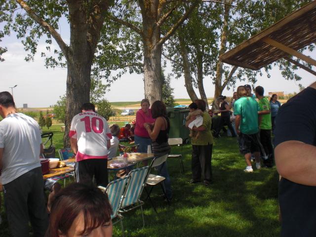 Fiesta de la Tortillera 2013