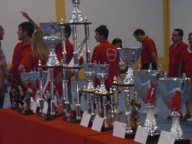 XIV Maratón de Fútbol Sala de Villada. Memorial «Gutiérrez Ballesteros»