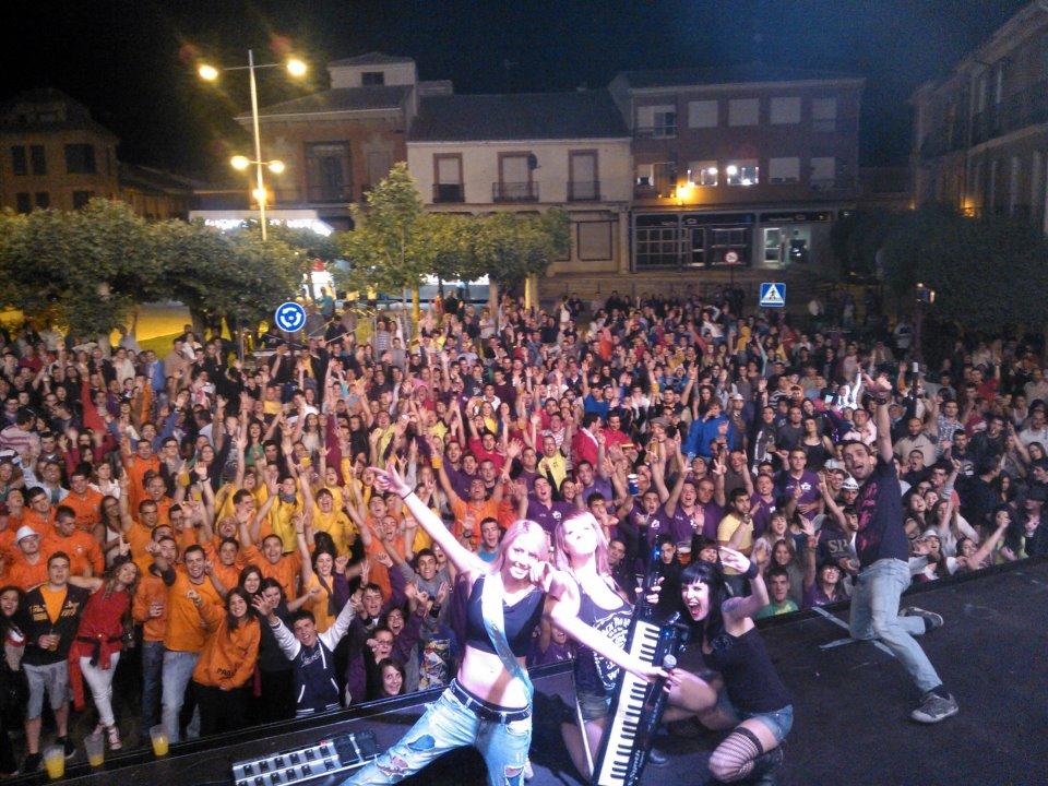 Fiestas San Luis Gonzaga 2012