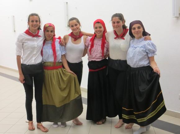 TRajes tipicos portugueses