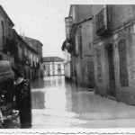 Calle Los Paños.riada