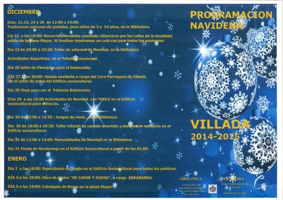 Programa Navidad 2014