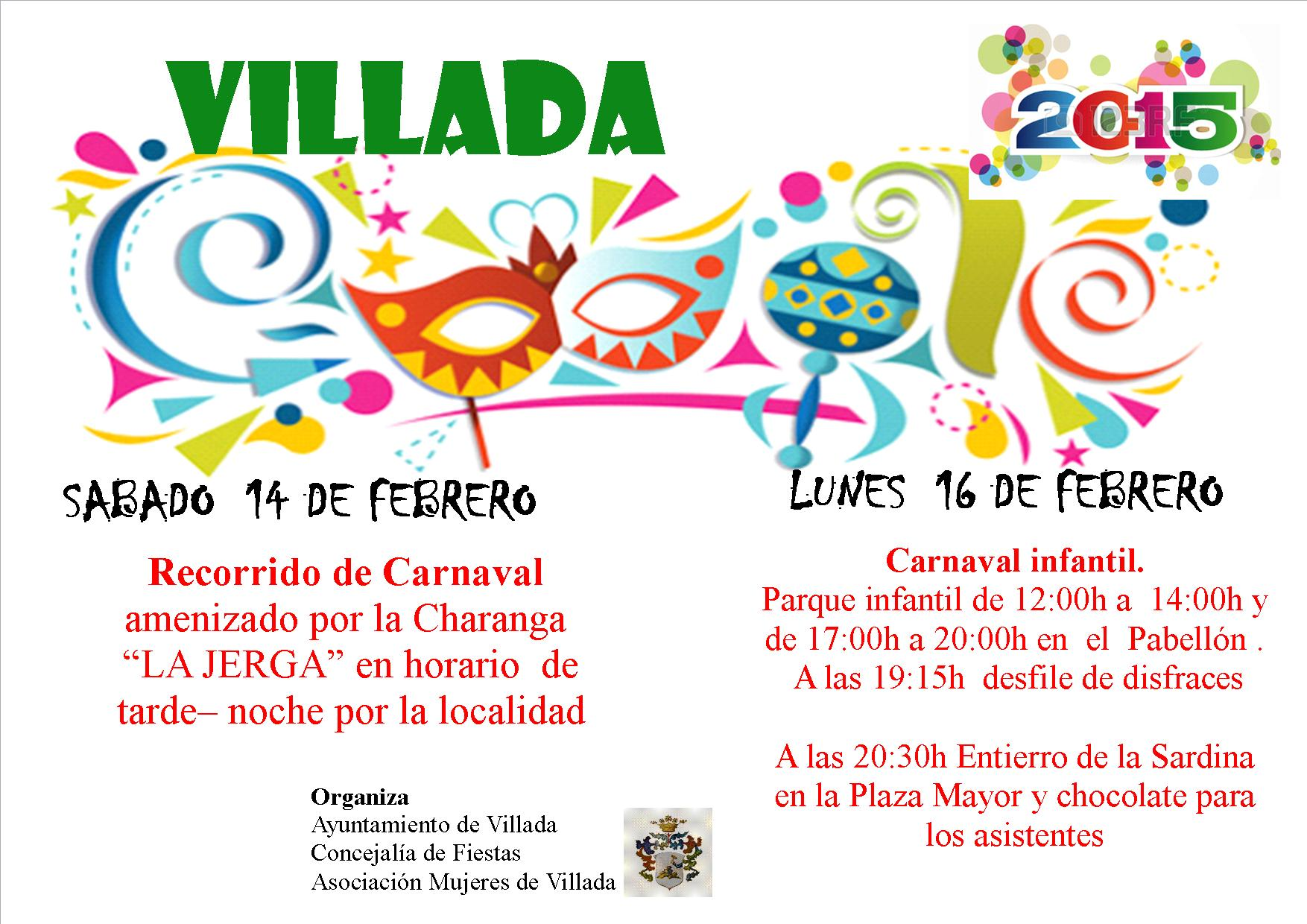 Carnaval 2015.