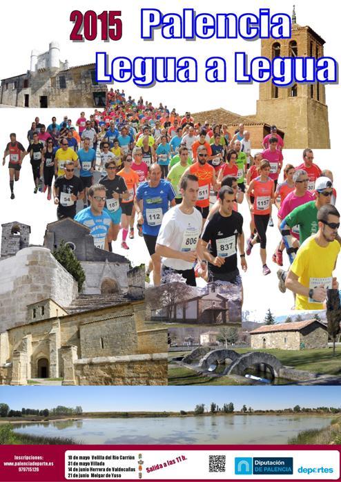 Palencia «Legua a Legua» 2015