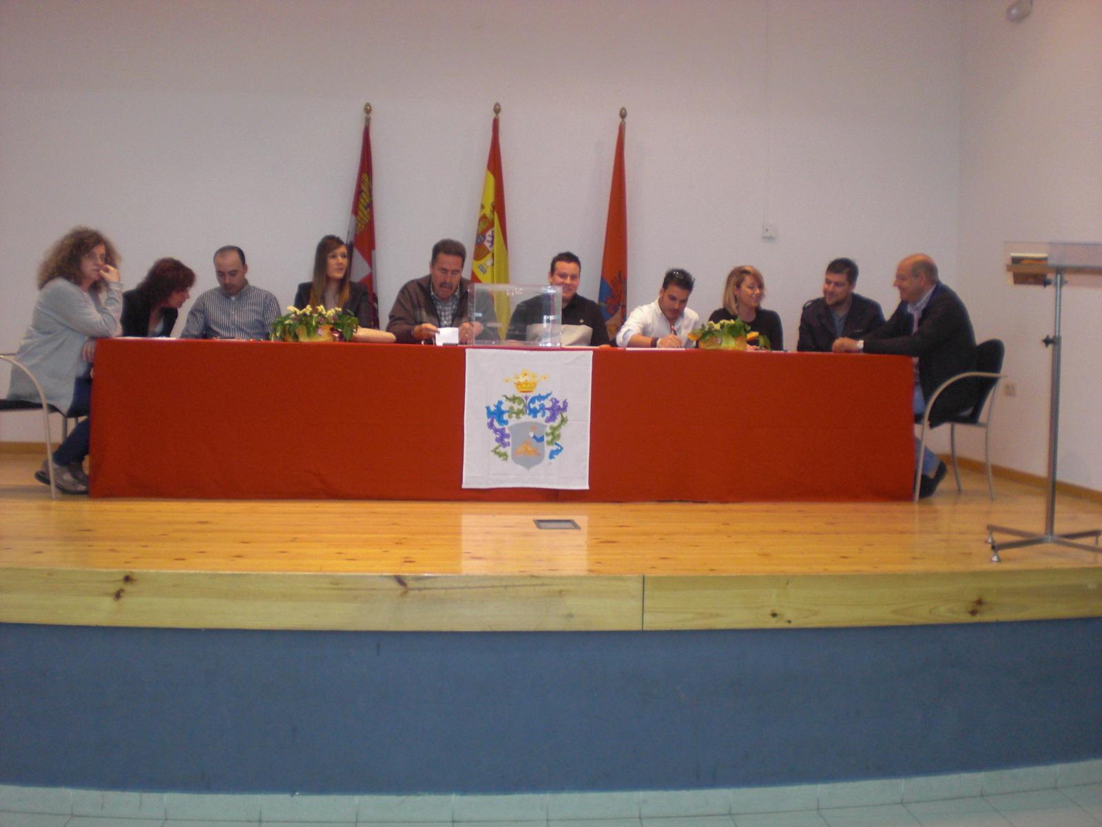 Constitución del Nuevo Ayuntamiento.