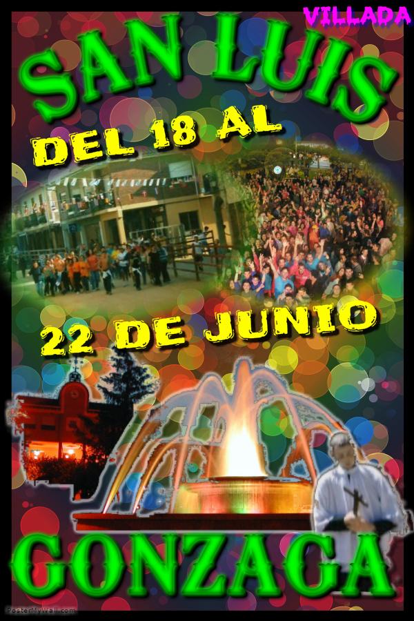 Fiestas San Luis Gonzaga 2015
