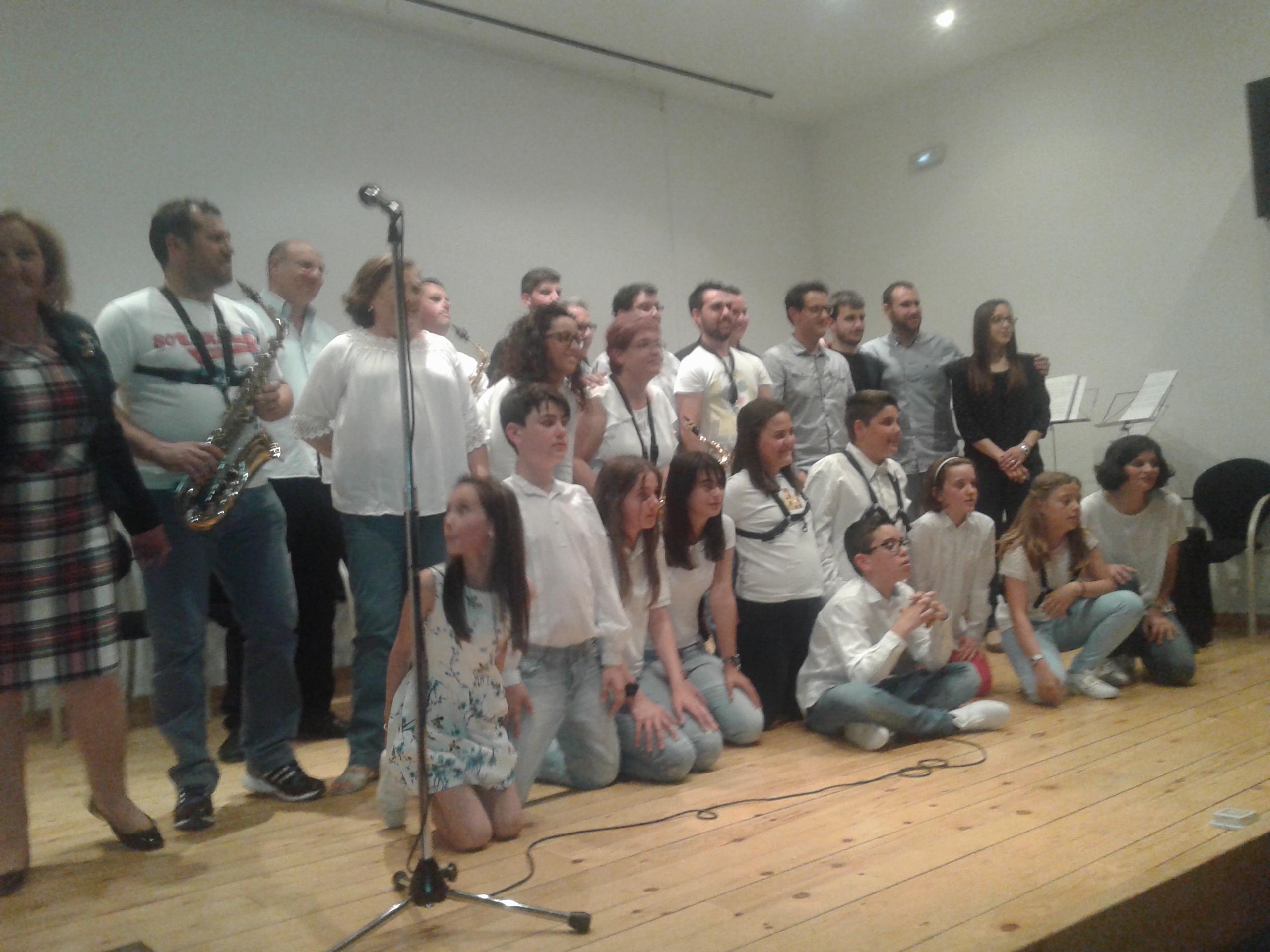 Audición Fin de Curso. Escuela de Música de Villada.