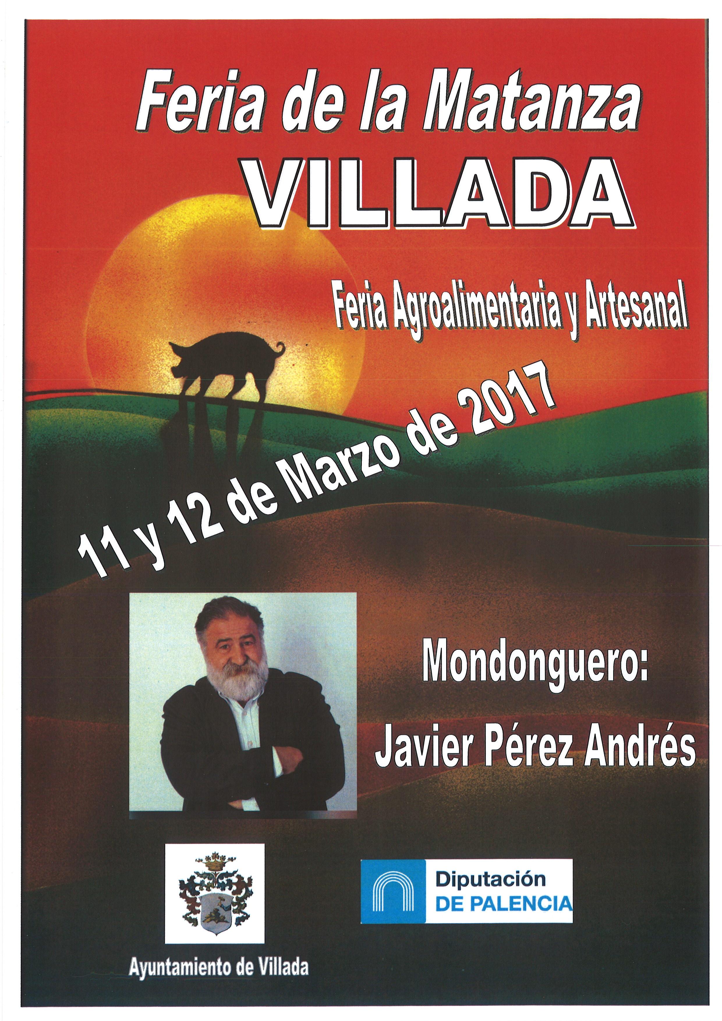 Feria de la Matanza 2017. 11 y 12 de Marzo.