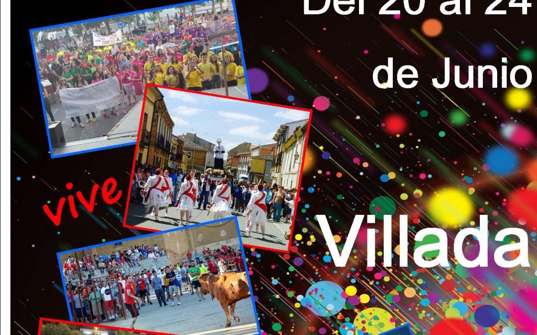Fiestas San Luis Gonzaga 2018. Del 20 al 24 de Junio.