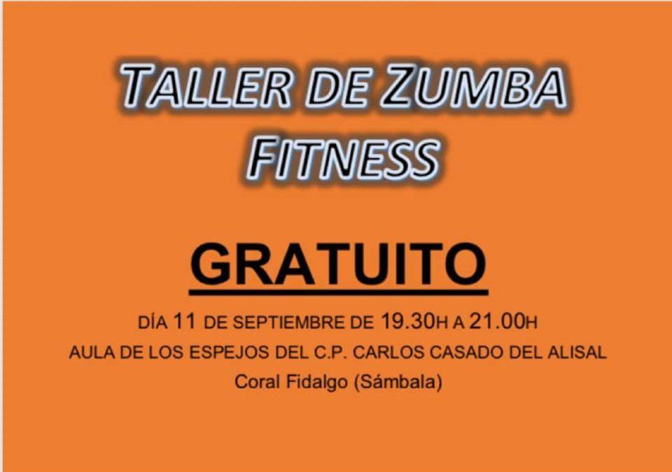 Taller de Zumba Fitness