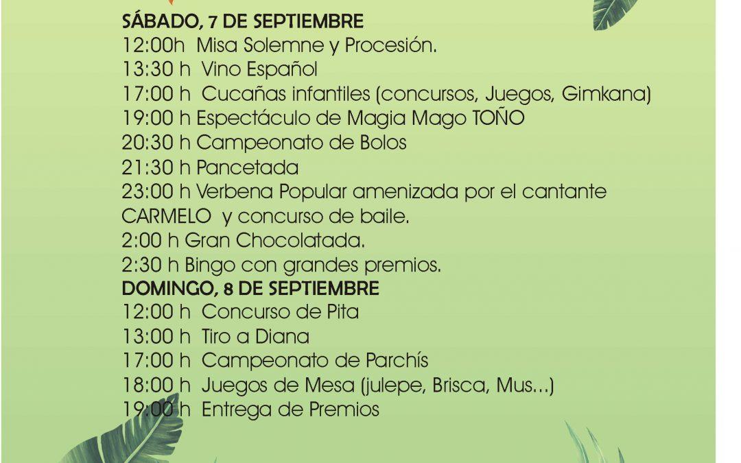 Fiestas de Villelga